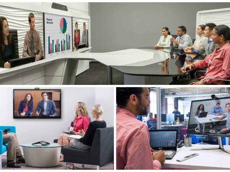 Veja os principais benefícios em adquirir uma solução de videoconferência da Polycom