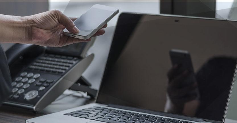 Modernize sua telefonia corporativa reduzindo custos por meio de uma rede híbrida