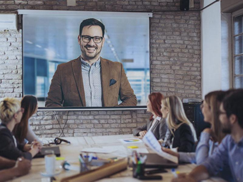 Descubra os benefícios de contar com as soluções para salas de conferência da DigitalnetBR